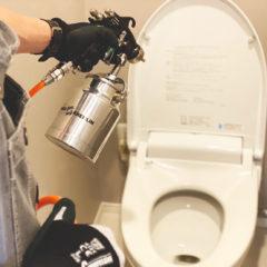 トイレのナノゾーンコート